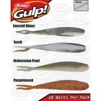 "Gulp Alive! Minnow Assortment 3"" Softbait"
