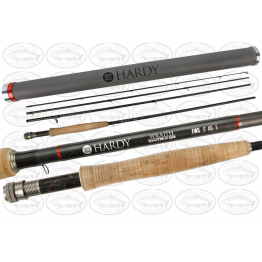 Hardy Wraith 9 Foot #5 Weight 4 Piece Fly Rod