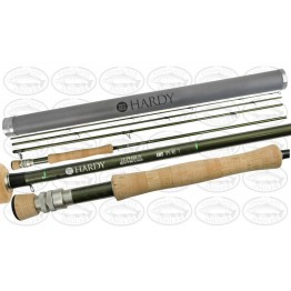 "Hardy Zephrus AWS 9'6"" #6 4 Piece Fly Rod"