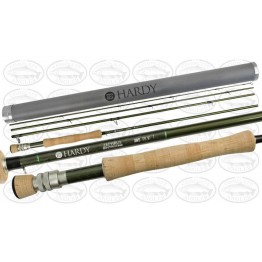 "Hardy Zephrus AWS 9'6"" #7 4 Piece Fly Rod"