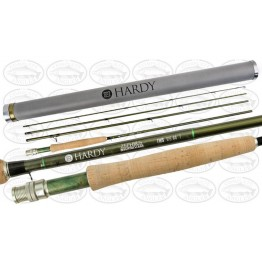 "Hardy Zephrus FWS 8'6"" #4 4 Piece Fly Rod"