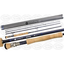 "Hardy Zephrus SWS 9'0"" #7 Weight 4 Piece Fly Rod"