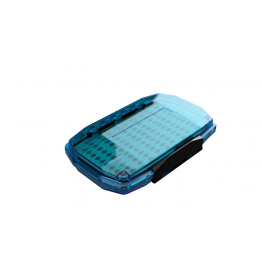 Umpqua HD Waterproof Premium Fly Box - Blue - Medium