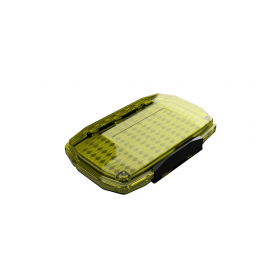 Umpqua HD Waterproof Premium Fly Box - Olive - Medium