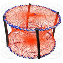 Heavy Duty Collapsible Crab Pot