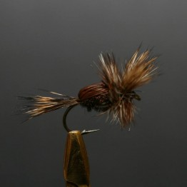 Peacock Humpy Dry Fly