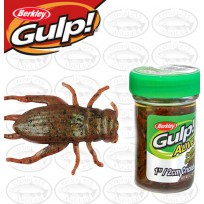 "Berkley Gulp Alive Cricket 1"" Breen Softbait"