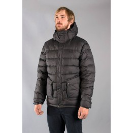 Rab Men's Sanctuary Down Jacket - Anthracite