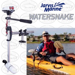 "Jarvis Marine Watersnake ASP T18 - 18LB - 24"" 12 Volt Electric Motor"