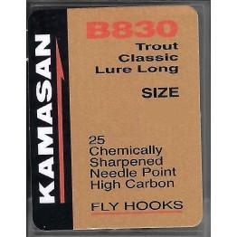 Kamasan B830 Fly Hooks