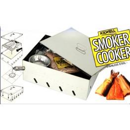 Kilwell Stainless Steel Smoker Midi 10 Litre
