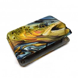 Kilwell Fly Box Floating Brown Trout Medium