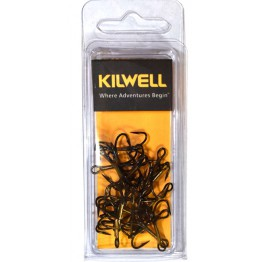 Kilwell Treble Hooks #4 Pack of 20