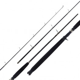 Kilwell XP 802 8' 2 Piece 5-10kg Freespool Rod