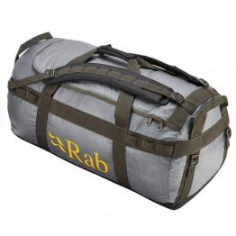 RAB Expedition Kitbag 80 Litre - Grey