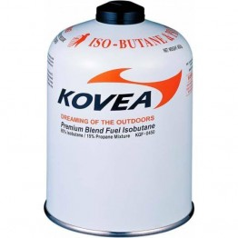 Kovea Gas - 450g Iso-Butane Canister Cylinder