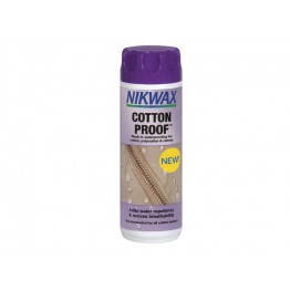 Nikwax Cotton Proof Wash In 1 Litre - Concentrate