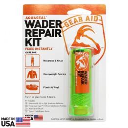 aquaseal wader repair instructions