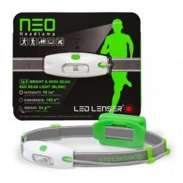 LED Lenser Neo Headlamp 90 Lumens - Green