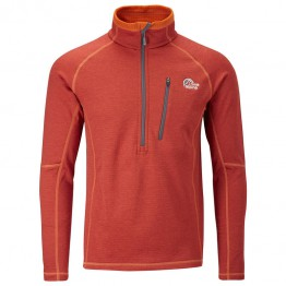 Lowe Alpine Men's Nitro Expedition Pull-On - Red