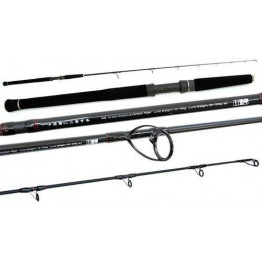Lox Iridium King 70215 7' 2Pce 10-15kg Rod