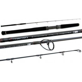 "Lox Iridium King 74210 7'4"" 2 Piece 6-10kg Spin Rod"