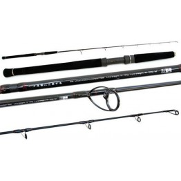 Lox Iridium King 70215 7' 2 Piece 10-15kg Spin Rod