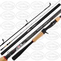"Lox Iridium Cast LC 5'8"" 4-10kg Second Generation 1 Piece Rod"