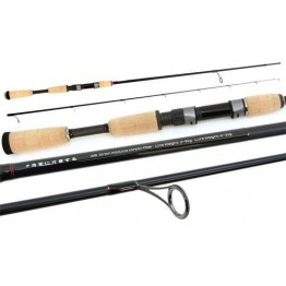 "Lox SP7225 7'2"" 2 Pieces 2-5kg Snapper Spin Rod"