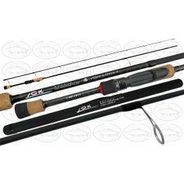 "Lox Yoshi 7623 7'6"" 2 Piece 1-3kg Spin Rod"