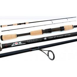 "Lox Yoshi SP7925 7'9"" 2 Pieces 2-5kg Medium Spin Rod"
