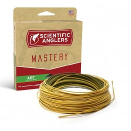 Scientific Anglers Mastery ART WF Fly Line - Olive/Camo WF5-7F
