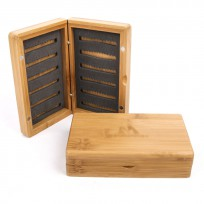 Stalker Tackle Wooden Magnetic Fly Box