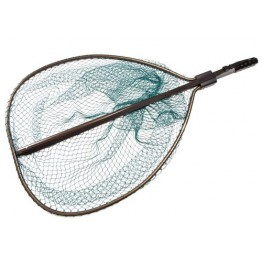 Mclean Sliding Handle XXL 50lb Scale Landing Net