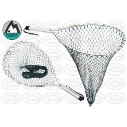 McLean Silver Short Handle Net NZ Made QUALITY