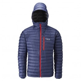 Rab Men's Microlight Alpine Jacket - Twilight