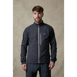 RAB Vapour Rise Flex Men's Jacket - Dark Grey