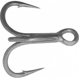 Mustad Kaiju 36328NP-DS 7X Treble Hook