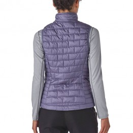 Patagonia Women's Nano Puff Vest - Violet - XL