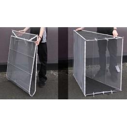 Netting Supplies Collapsible 3' Whitebait Net