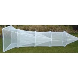 Netting Supplies Whitebait Akura Sock Net - Centred Traps