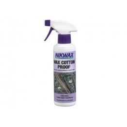 Nikwax Wax Cotton Proof 300mL - Spray On
