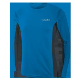 Thermatech Ultrasport L/S Baselayer Men's Cobalt/Carcoal