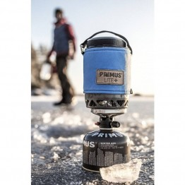 Primus ETA LITE+ Hiking Gas Cooker - Blue