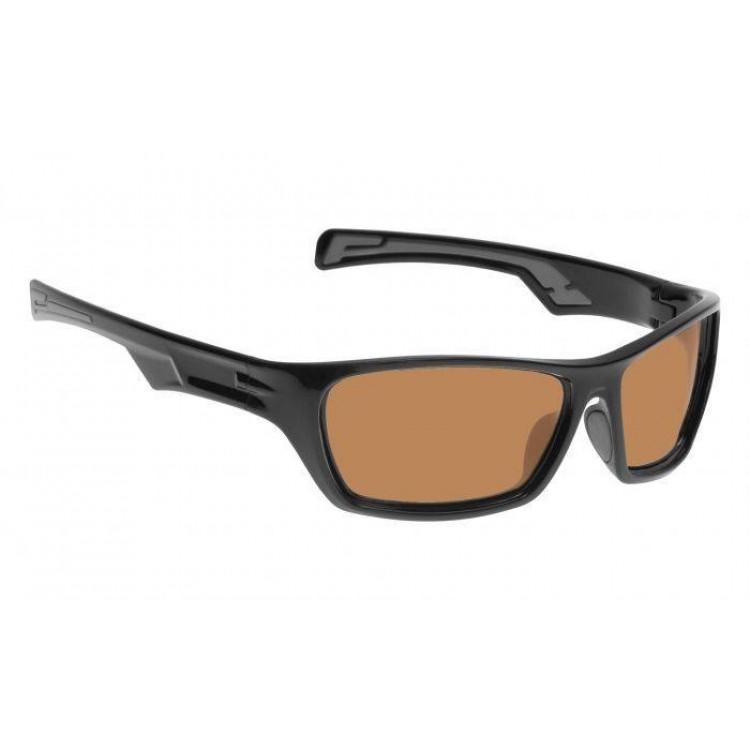 c9aedfcaed0b Ugly Fish Glasses Black Frame - Brown Polarised Lens