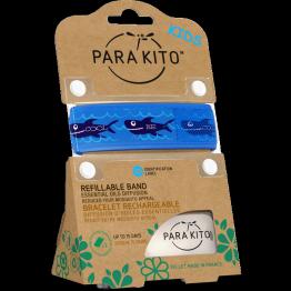 Parakito Kid's Mosquito Wristband - Blue