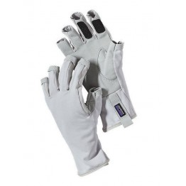 Patagonia Technical Sun Gloves - Grey XLarge