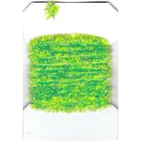 Pearl Chenille Fluorescent Chartreuse Medium Diameter