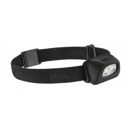 Petzl TacTikka Plus 160 Lumens Headlamp - Black