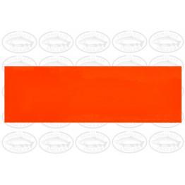 Prism Tape 1.8m - Fluro Orange Carrot